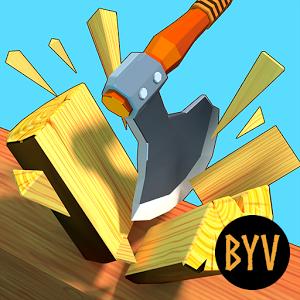دانلود Chop It 1.0.3 - بازی آرکید طراحی قطعات اندروید