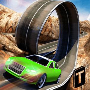 دانلود City Car Stunts 3D v2.2 - بازی مهیج ماشین کاری اندروید