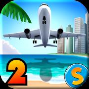 دانلود City Island Airport 2 1.7.0 – بازی شبیه سازی سیتی ایسلند 2 اندروید