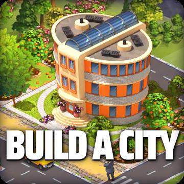 دانلود City Island 5 – Tycoon Building Simulation Offline 3.3.0 - بازی شهرسازی سیتی ایسلند 5 اندروید