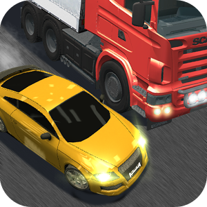 City Traffic Racer Dash 1.1 - بازی رانندگی در ترافیک اندروید + مود