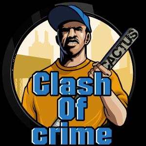 Clash of Crime Mad City War 1.0.3 - بازی مهیج برخورد با جنایت اندروید