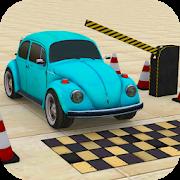 دانلود Classic Car Parking Real Driving Test 1.1 - بازی پارکینگ اتومبیل های قدیمی اندروید