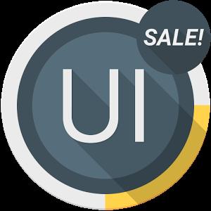 دانلود 6.3 Click UI - Icon Pack - مجموعه آیکون های گرد اندروید