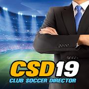 دانلود Club Soccer Director 2019 2.0.25 - بازی مربی باشگاه فوتبال 2019 اندروید