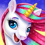 دانلود Coco Pony - My Dream Pet 1.0.7 - بازی کودکانه مراقبت از پونی اندروید