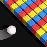 دانلود 1.2.2 Color Bump 3D - بازی آرکید سه بعدی توپ رنگی اندروید