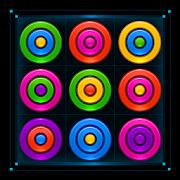 دانلود Color Rings Puzzle 2.3.3 - بازی پازلی حلقه های رنگی اندروید