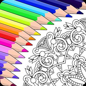 دانلود Colorfy – Coloring Book Plus 3.10.2 – برنامه کتاب رنگ آمیزی اندروید