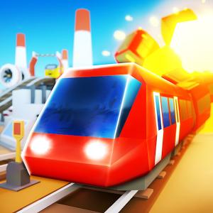 دانلود Conduct THIS 2.4.1 - بازی شبیه سازی هدایت قطار اندروید