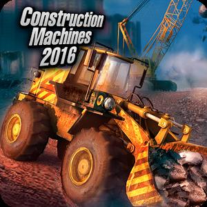 Construction Machines 2016 v1.11 - بازی ساختمان سازی اندروید