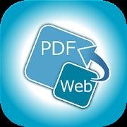 دانلود Convert web to PDF 4.8.10 - برنامه تبدیل وب به پی دی اف اندروید