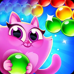 دانلود Cookie Cats Pop 1.50.2 - بازی پازلی کوکی گربه ها اندروید