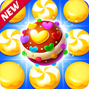 دانلود Cookie Crush - Teasty World 7.2.4 - بازی پازلی کیک و کوکی اندروید