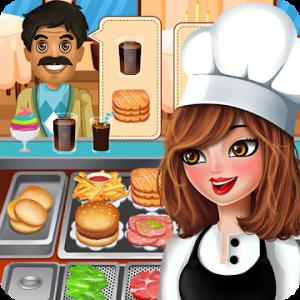 دانلود 1.2.3 Cooking Talent - Restaurant fever - بازی رستوران داری اندروید