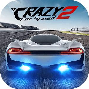 دانلود Crazy for Speed 6.2.5016 – بازی اتومبیلرانی دیوانه سرعت اندروید