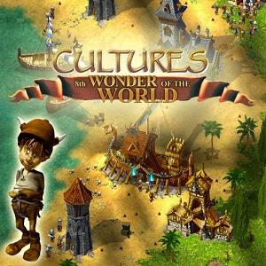 دانلود Cultures: 8th Wonder of the World 1.0 - بازی عجایب هشتگانه جهان اندروید