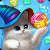 دانلود Cute Cats: Magic Adventure 1.2.6 - بازی پازلی گربه های جادویی اندروید