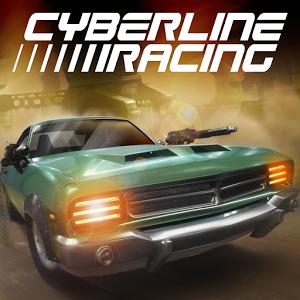 Cyberline Racing 1.0.11131 - بازی اکشن رانندگی اندروید + دیتا