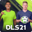 دانلود 8.03 Dream League Soccer 2021 - بازی فوتبالی لیگ رویایی 2021 اندروید