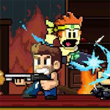 دانلود Dan The Man 1.8.11 – بازی مرد دن نام اندروید