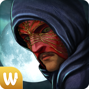 Dark Tales 5: The Red Mask 1.4 - بازی ماجراجویی نقاب قرمز اندروید