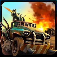 دانلود Dead Paradise: The Road Warrior 1.7 - بازی اکشن جنگجوی جاده اندروید