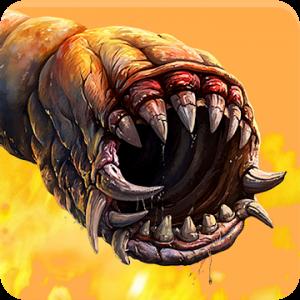 دانلود Death Worm™ 1.65 - بازی رقابتی مار اندروید