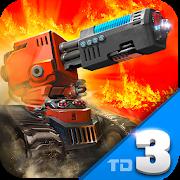 دانلود Defense Legend 3: Future War 2.5.6 - بازی استراتژیکی جدید اندروید
