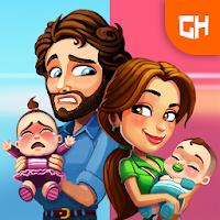 دانلود Delicious - Moms vs Dads 1.0.5 - بازی سرگرم کننده امیلی اندروید
