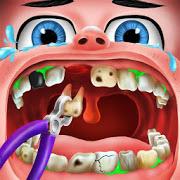 دانلود Dentist kids Hospital Simulation Teeth Surgery 1.0 - بازی کودکانه دندانپزشکی اندروید