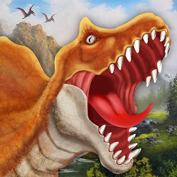 دانلود Dino Battle 12.51 – بازی مدیریتی نبرد دایناسورهااندروید