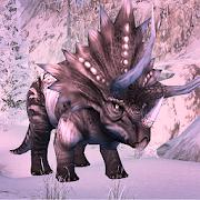 دانلود Dino Tamers - Jurassic Riding MMO 2.13 - بازی اکشن نبردهای ژوراسیک اندروید