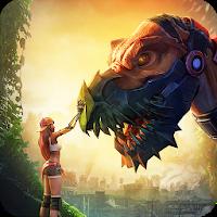 دانلود Dino War 2.1.0 - بازی استراتژیکی جنگ دایناسورها اندروید