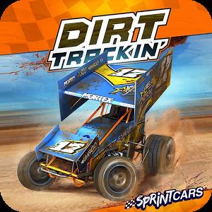دانلود Dirt Trackin Sprint Cars 3.4.0 – بازی مسابقات اتومبیلرانی برای اندروید