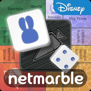 دانلود Disney Magical Dice : The Enchanted Board Game 1.54.5 - بازی تاس جادویی اندروید
