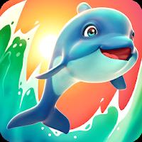 دانلود Dolphy Dash 1.0 - بازی کودکانه دلفی دش اندروید