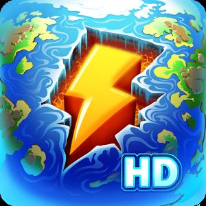 دانلود Doodle God Blitz HD: Alchemy 1.3.27 - بازی کیمیاگری برای اندروید