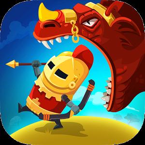 دانلود Dragon Hills 1.4.2 - بازی اکشن و متفاوت اندروید