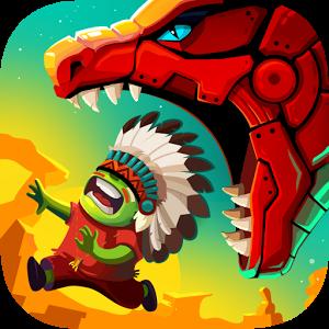 دانلود Dragon Hills 2 v1.1.8 - بازی اکشن تپه اژدها 2 اندروید