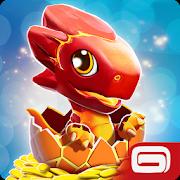 دانلود Dragon Mania Legends 5.0.5c - بازی سرگرم کننده برای اندروید