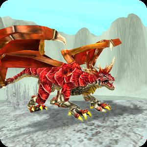 دانلود Dragon Sim Online: Be A Dragon 100 – بازی شبیه ساز اژدها اندروید