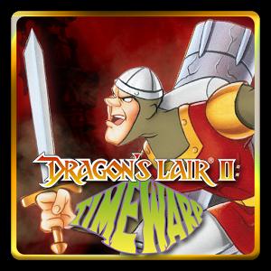 دانلود Dragon's Lair 2: Time Warp 2.0 - بازی آشیانه اژدها 2: توقف زمان اندروید