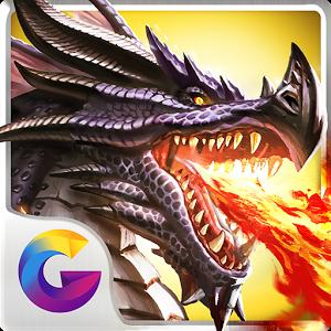 دانلود Dragons of Atlantis: Heirs 9.7.0 - بازی اژدهایی از آتلانتیس اندروید