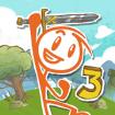دانلود Draw a Stickman: EPIC 3 1.2.17408 - بازی نقاشی استیکمن3 اندروید