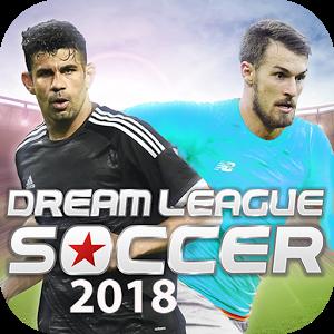 دانلود Dream League 2018 v1.1 - بازی فوتبال لیگ رویایی 2018 اندروید