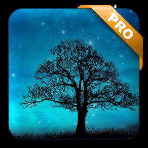 دانلود Dream Night Pro Live Wallpaper 1.7.0 - لایو والپیپر شب رویایی اندروید