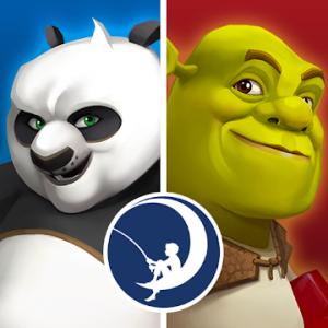 دانلود DreamWorks Universe of Legends 1.0.10 - بازی جهان افسانه ها اندروید