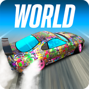 دانلود Drift Max World – Drift Racing Game 1.77 - بازی مسابقه ای اندروید