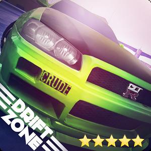 Drift Zone 2.1 - بازی فوق العاده دریفت ماشین ها اندروید